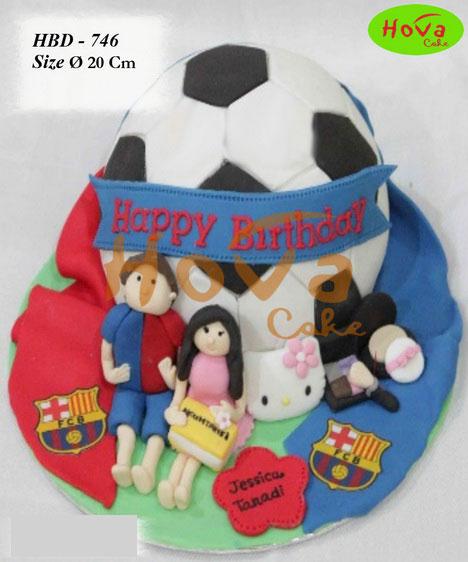 Kue Ulang Tahun Fc Barcelona Fans Pesan Fc Barcelona